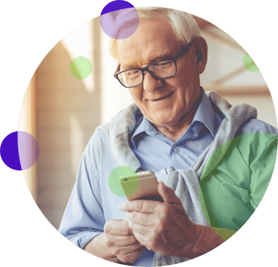 Map My Health will let Healthcare profession and old age people access their health information over the Phone or Internet.